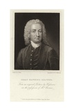 Isaac Hawkins Browne - English Writer and Politician (1705 - 1760) Giclee Print by Joseph Highmore