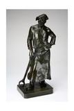 Foundryman, C.1880 Giclee Print by Constantin Emile Meunier