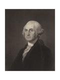 George Washington Giclee Print by Gilbert Stuart