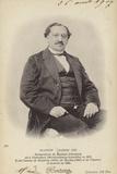 Baron De Flotow, German Composer (1812-1883) Photographic Print