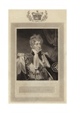 The Prince Regent, Future George Iv Giclee Print by John Hoppner