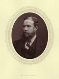 Sir John Lubbock Photographic Print