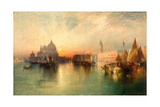 View of Venice, 1895 Giclee Print by Thomas Moran