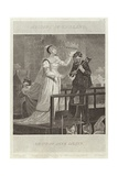Death of Anne Boleyn Giclee Print by William Marshall Craig