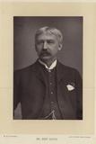 Portrait of Bret Harte Photographic Print