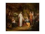 The Village Bride Giclee Print by Richard Westall