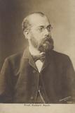 Robert Koch (1843-1910), German Doctor and Bacteriologist Photographic Print