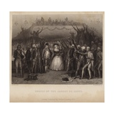 Orgies of the Gardes Du Corps Giclee Print by Denis Auguste Marie Raffet