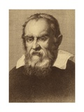 Galileo Galilei Giclee Print by Justus Sustermans