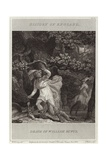 Death of William Rufus Giclee Print by William Marshall Craig