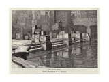 The Roman Bath in Bath Giclee Print by William Grylls Addison