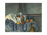 The Peppermint Bottle, 1893-95 Lámina giclée por Paul Cézanne