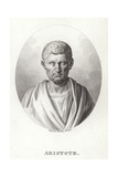 Aristotle Giclee Print by Ambroise Tardieu