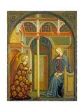 The Annunciation, C. 1423-24 Giclee Print by Tommaso Masolino Da Panicale