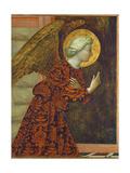 The Archangel Gabriel, C. 1430 Giclee Print by Tommaso Masolino Da Panicale