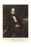 Sir Henry Bessemer Giclee Print by Henri Lehmann
