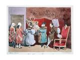 Un Grand Personnage, C.1828 Giclee Print by Henri Bonaventure Monnier