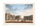 The Parliament House, Dublin, 1793 Giclee Print by James Malton