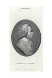 Joseph Priestley Giclee Print