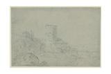 Italian Landscape Giclee Print by Richard Wilson