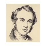 Portrait of William Wordsworth Giclee Print