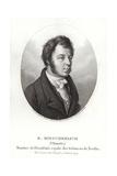 Eilhard Mitscherlich Giclee Print by Ambroise Tardieu