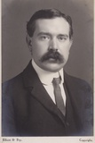 John Ambrose Fleming (1849-1945), English Electrical Engineer and Physicist Photographic Print