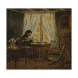 The Artist's Mother, Holskogen Giclee Print by Olaf Isaachsen