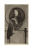 Portrait of James Hamilton, Earl of Arran Giclee Print by Adriaan van der Werff