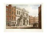 Tholsel, Dublin, 1798 Giclee Print by James Malton