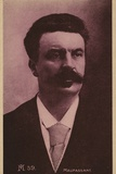 Guy De Maupassant (1850-1893), French Short Story Writer, Novelist and Poet Photographic Print