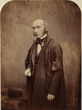 Professor Charles Tomlinson Photographic Print by  Maull and Polyblank