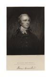 Thomas Grenville Giclee Print by John Hoppner