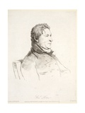 General Picton, 19th Dec 1808, Pub. William Daniell 1809 Giclee Print by George Dance
