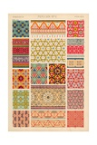 Persian Giclee Print