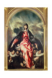 The Virgin of Charity, 1603-05 Giclee Print by  El Greco