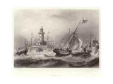 Ramsgate Giclee Print by Edward William Cooke
