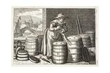 A Sham, Illustration from 'Emblemata of Zinne-Werk' by Johannes De Brune (1589-1658), Jan Jacobs… Giclée-Druck von Adriaen Pietersz van de Venne