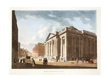The Royal Exchange, Dublin, 1792 Giclee Print by James Malton