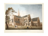 Saint Patrick's Cathedral, Dublin, 1793 Giclee Print by James Malton