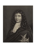 Jean Baptiste Colbert Giclee Print by Pierre Mignard