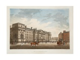 Trinity College, Dublin, 1793 Giclee Print by James Malton