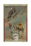The Temple at Abu Simbel Giclee Print