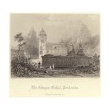 Chugun Mahal in Penukonda Giclee Print by Henry Warren
