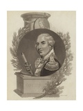 Admiral Lord Collingwood Giclee Print by William Marshall Craig