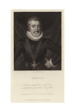 Henry IV, King of France Giclee Print by Frans II Pourbus