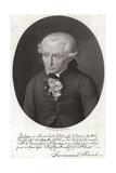 Emmanuel Kant Giclee Print