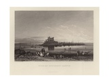 Pile of Fouldrey Castle Giclee Print by George Pickering