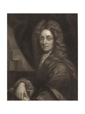 Sir Christopher Wren Giclee Print by Sir Godfrey Kneller