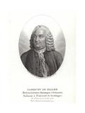 Albrecht Von Haller Giclee Print by Sigmund Freudenberger